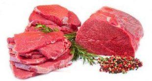 قیمت نهایی گوشت شتر مرغ