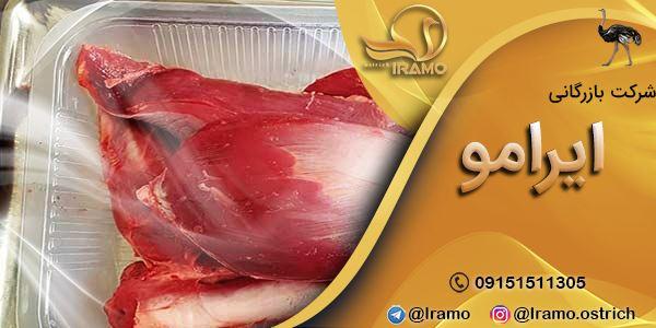 از کجا گوشت شترمرغ بخریم؟